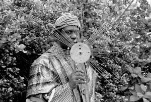 Sun Ra in 1968.