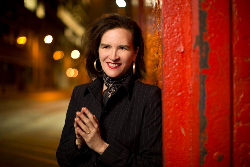 Patricia Barber. Photo Jimmy Katz.