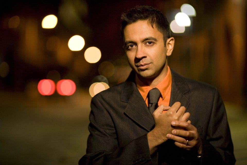 Vijay Iyer. Photo by Jimmy Katz.