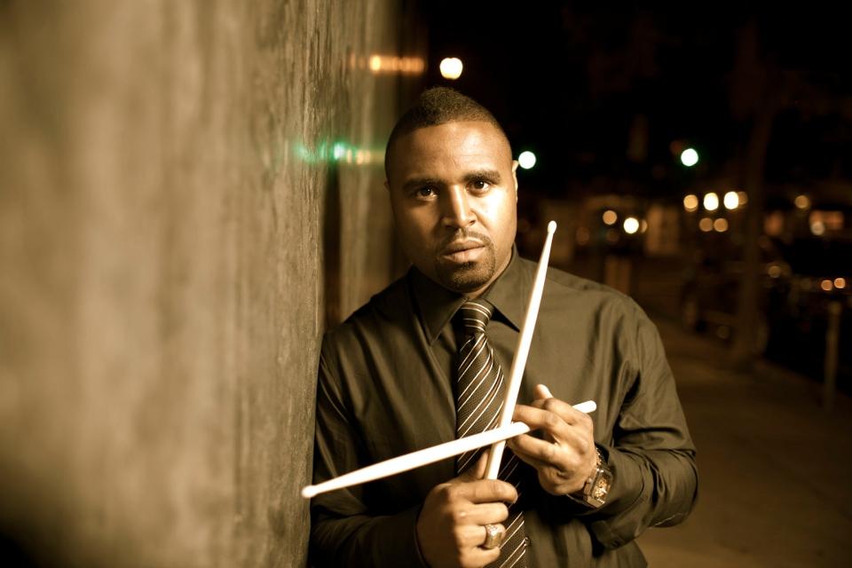 Kendrick Scott. Photo by Jimmy Katz.